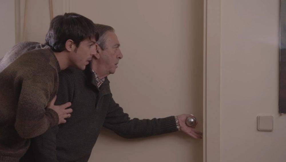 ¿Qué buscan Santi y Manuel?