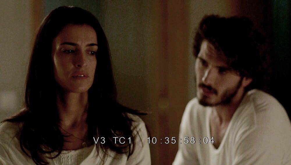 Laura y Víctor