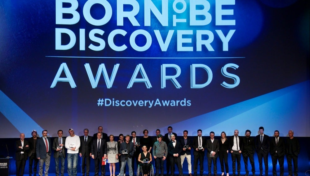 I Edición de los Born To Be Discovery Awards