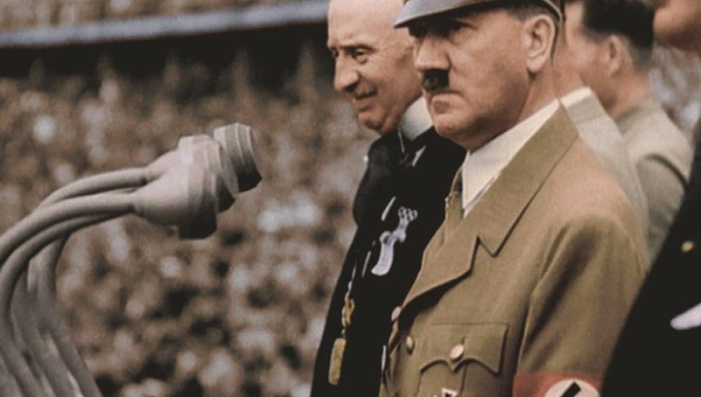 'Segunda Guerra Mundial a color'