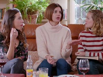 Laura cuenta la anécdota de Gorka y Eva