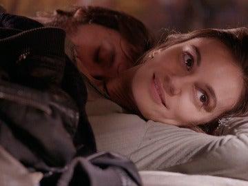 Gorka y Eva pasan la noche juntos