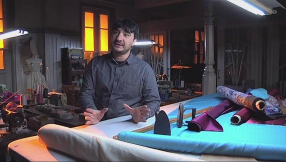 Jorge de Soto, director del Departamento de Arte de 'Velvet'