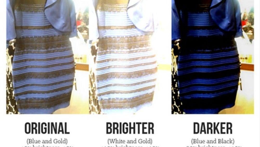 ANTENA 3 TV | ¿Te preocupa ser daltónico tras el viral del vestido ...