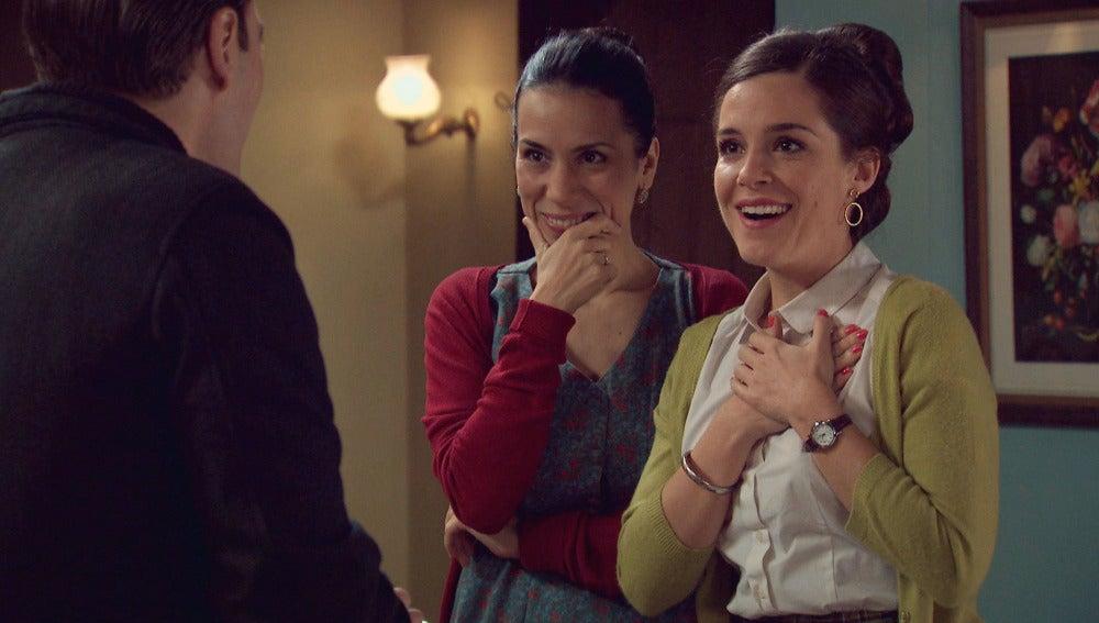 Clara y Manolita