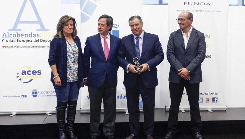 'Premio a la Salud' para El Estirón de Atresmedia