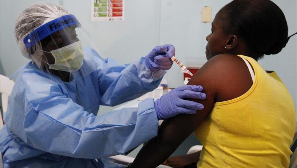 Liberia lucha contra el Ébola