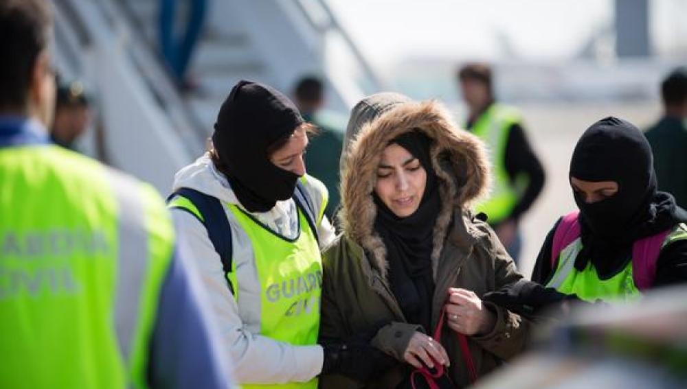 Detenida en Barcelona una marroquí que pretendía unirse al Estado Islámico