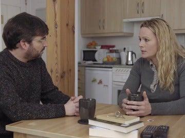 Zaida Cantera habla con Jordi Évole, en 'Salvados'
