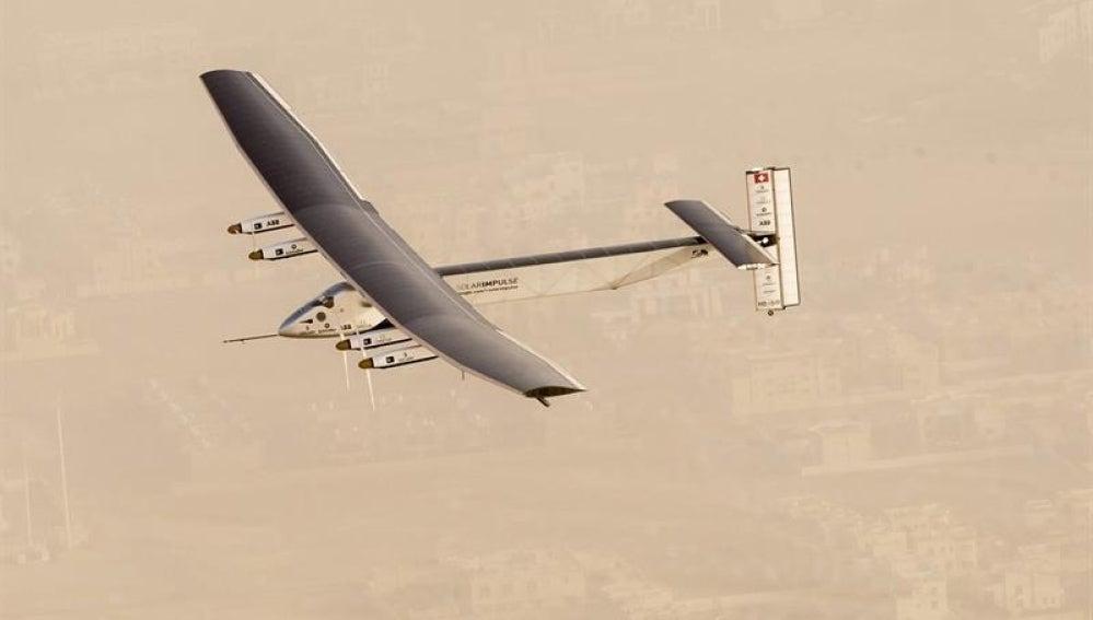 El avión solar, Solar Impulse II