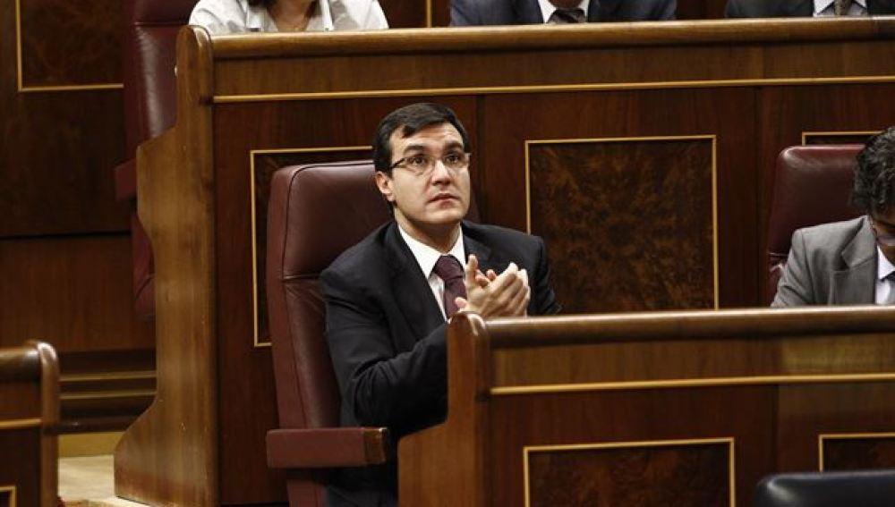 José Luis Ayllón, Secretario de Estado de Relaciones con las Cortes