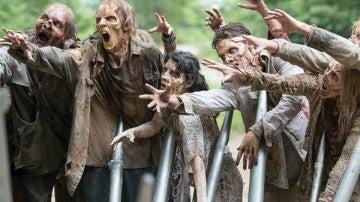 Una imagen de uno de los episodios de 'The Walking Dead'
