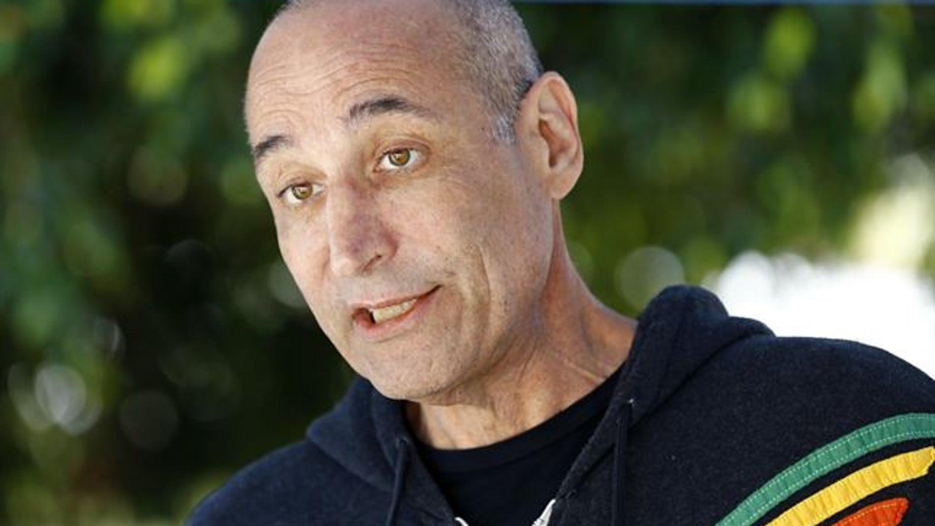 Sam Simon, cocreador de Los Simpson