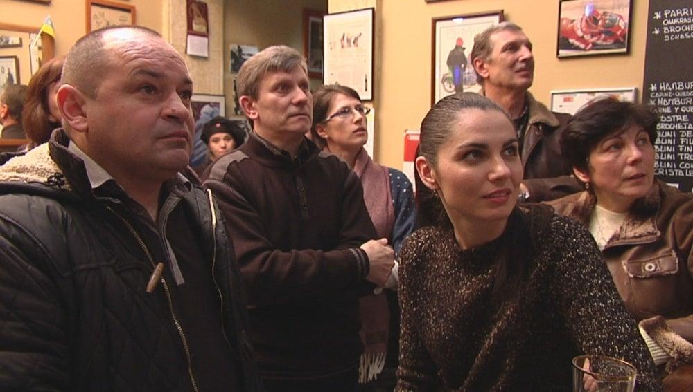 Ucranianos en España