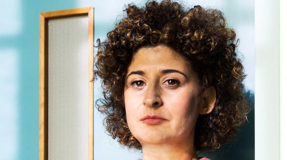 Teresa Quintero es Ángela en 'Allí Abajo'