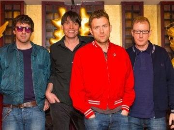 El grupo británico Blur