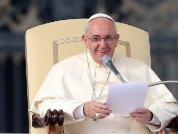 El Papa Francisco, durante una homilía