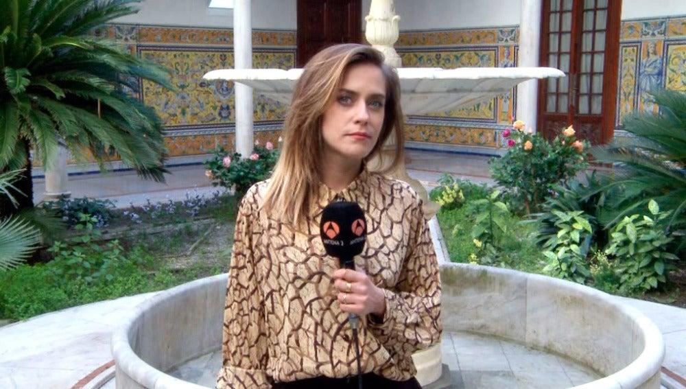 """María León: """"A Carmen le gusta vivir pasiones"""""""