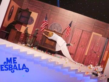 Teatro de pendiente: Me caigo en el matrimonio
