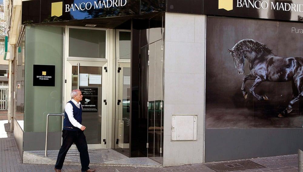 Sucursal del Banco de Madrid