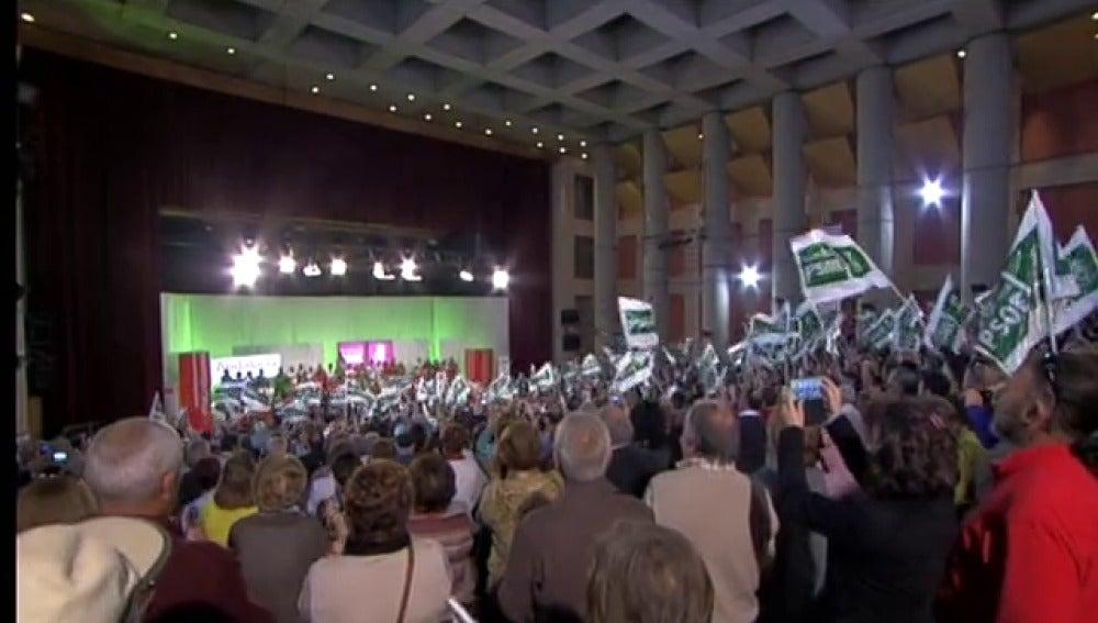 Los partidos entran en la recta final de la campaña andaluza con la vista puesta en posibles pactos