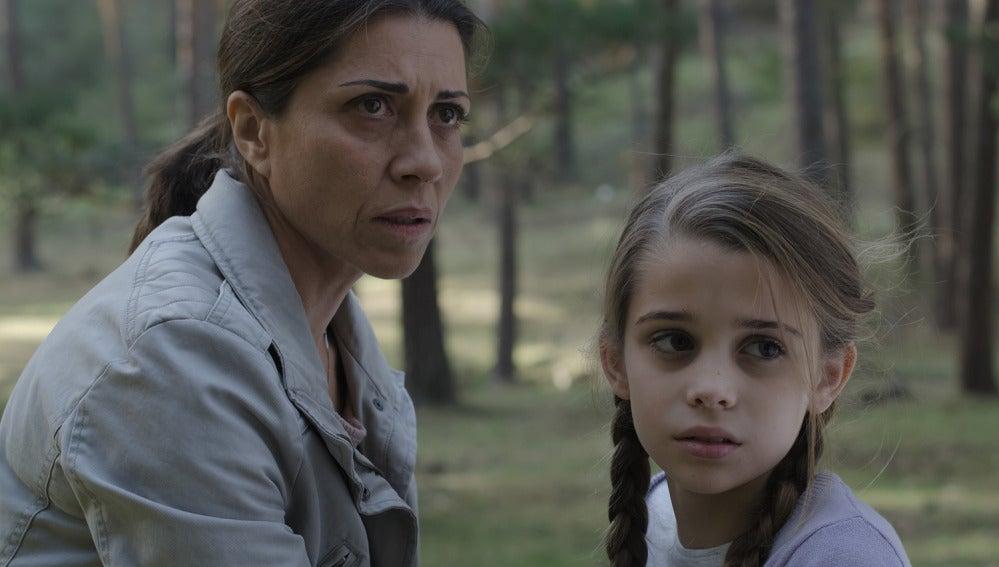 Carmen con Nuria
