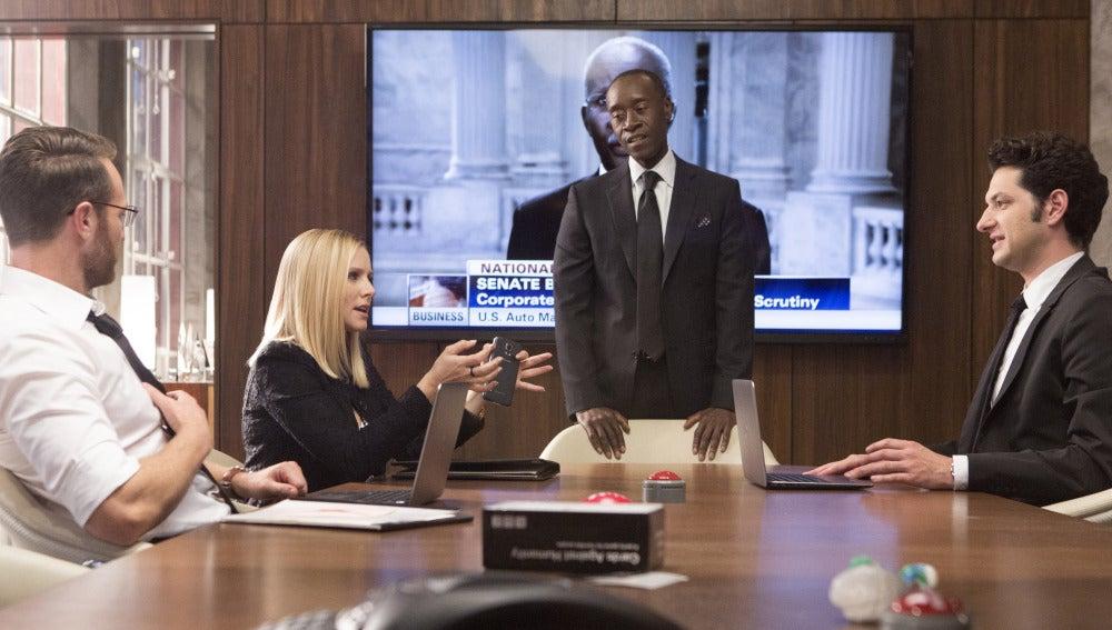 Cuarta temporada de 'House of Lies'