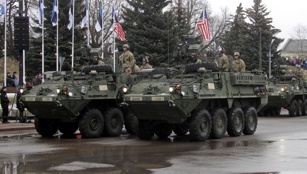 El Estado Islámico difunde direcciones de soldados de EEUU