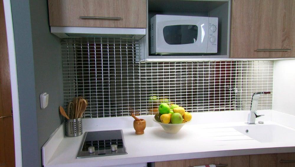 Cambiar la cocina affordable diseo de cocina clasica distribuida en forma u with cambiar la - Cambiar la cocina ...