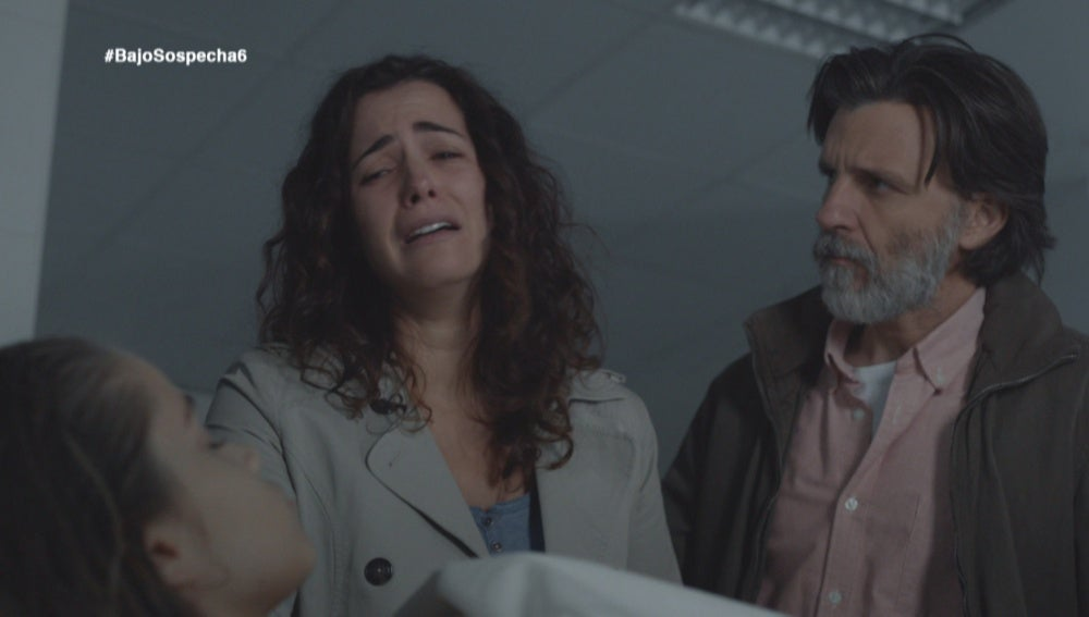 Begoña y Andrés identifican el cadáver de Nuria