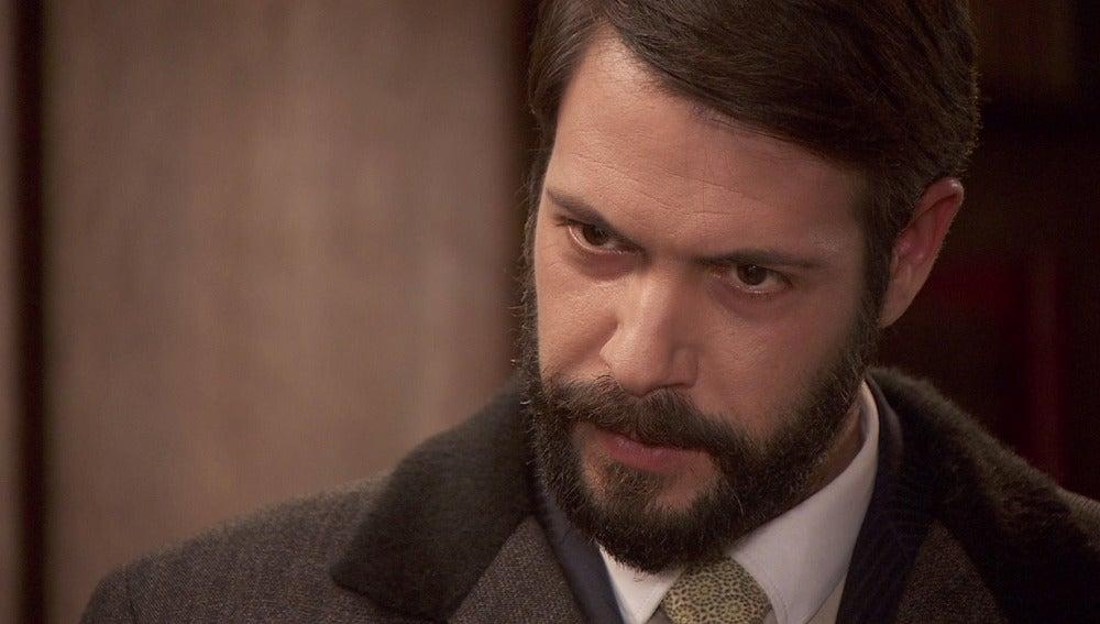Puente Viejo C1034 - Severo confiesa a Francisca que es él quien le ha arrebatado a Bosco