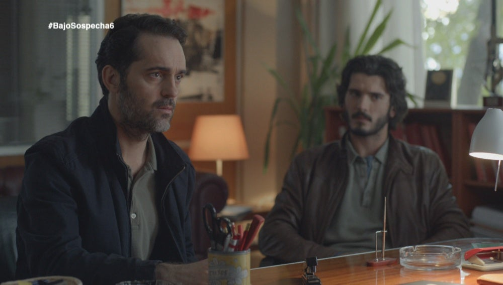 Roberto y Víctor