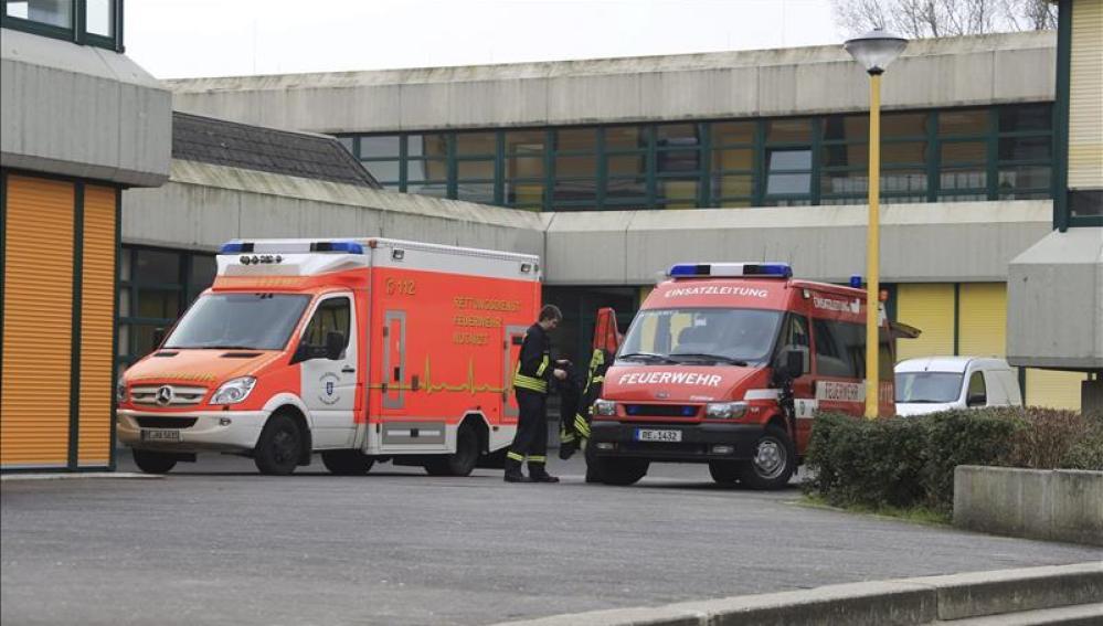 Servicios de emergencias de Los Alpes franceses