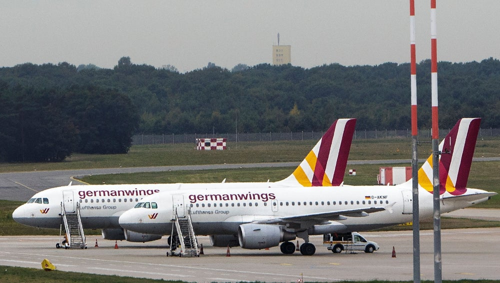 Flota de Germanwings