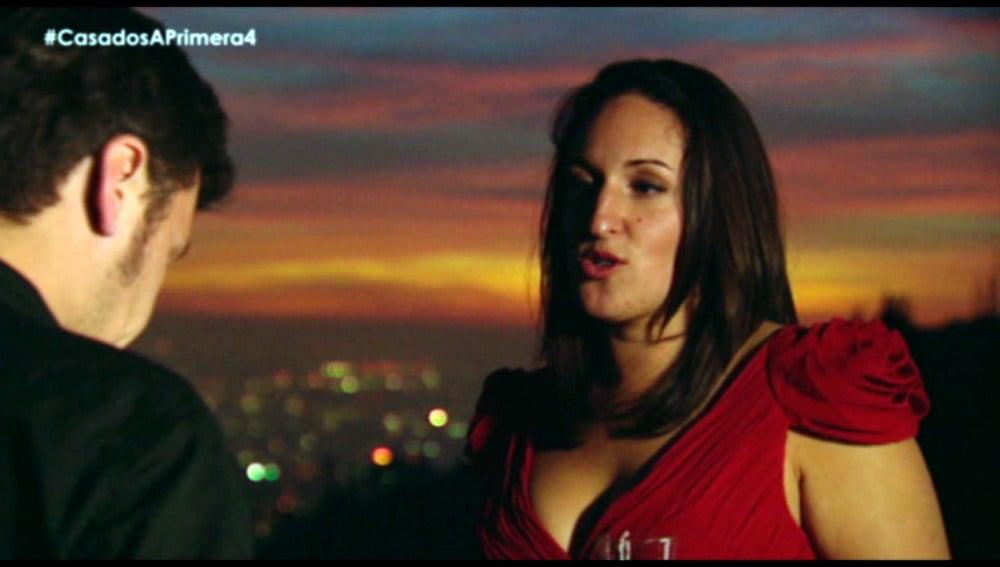 Verónica decepciona a Enrique al decirle que necesita tiempo