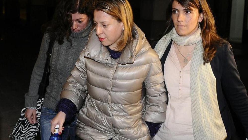 La exdelegada de Empleo en Jaén Irene Sabalete comunica que deja el PSOE