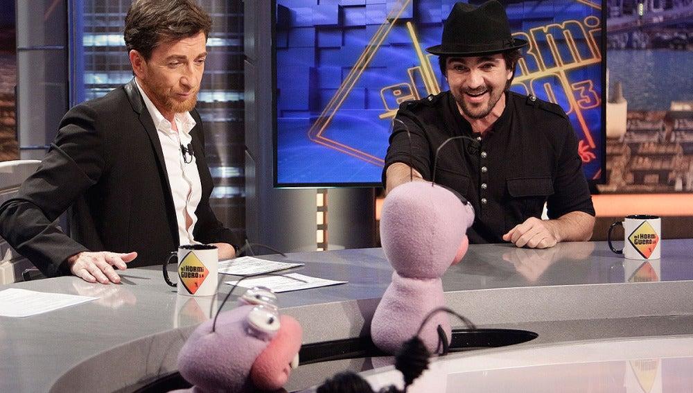 Juanes con Trancas y Barrancas en El Hormiguero 3.0
