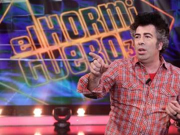 Agustín Jiménez en El Hormiguero 3.0