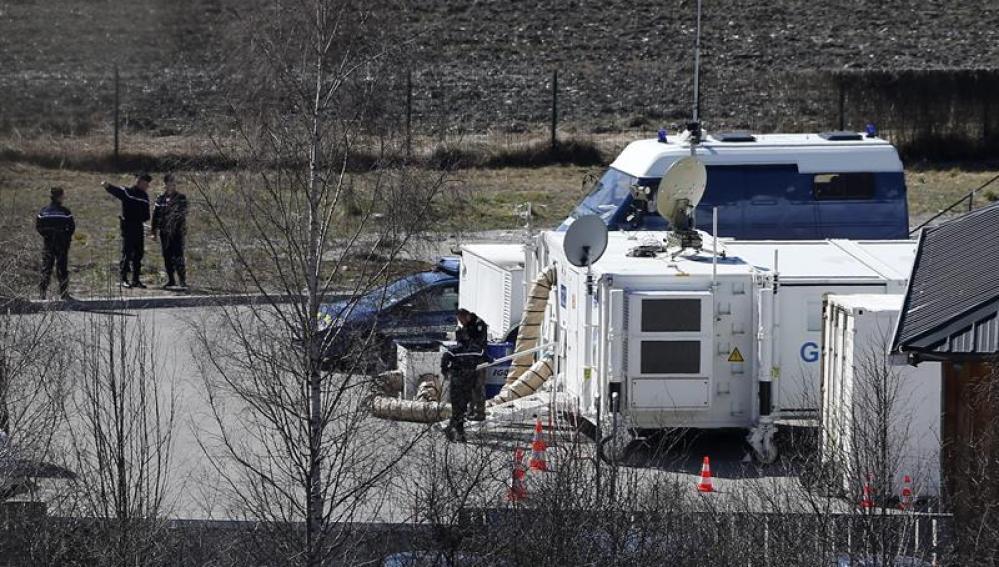 Investigación de la catástrofe aérea del avión de Germanwings