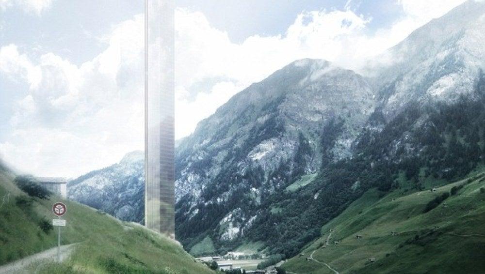 Futuro edificio más alto de Europa