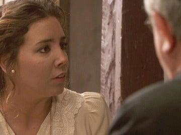 Puente Viejo C1039 - Don Anselmo y Alfonso intentan que Emilia entre en razón