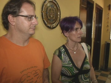 Óscar y Silvia