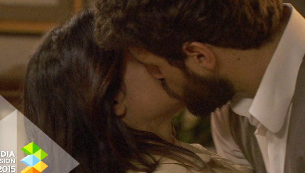 Avance Puente Viejo C1043 - Inés y Bosco se besarán