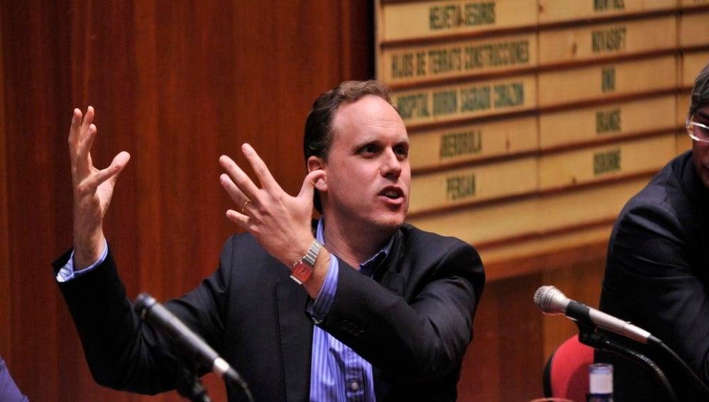 El economista Daniel Lacalle
