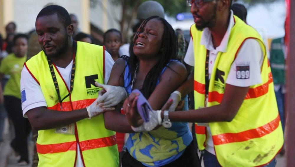 Al menos 147 muertos en Kenia