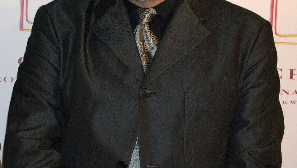 El diseñador Pedro del Hierro, en una imagen del 2002