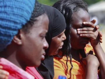 Estudiantes de la Universidad de Garissa