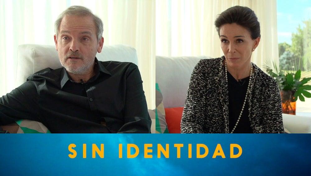 Jordi Rebellón y Lydia Bosch