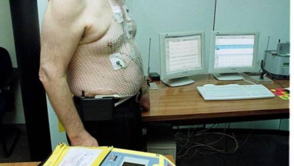 Paciente con problemas de corazón
