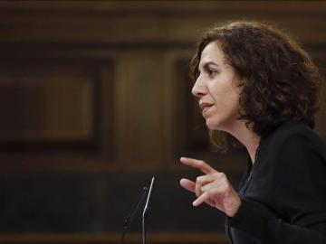 Irene Lozano, número cuatro de las listas del PSOE por Madrid